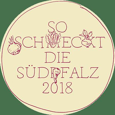 Logo: So schmeckt die Südpfalz 2018